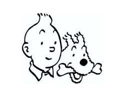 Le avventure di Tintin da colorare 2