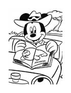 Topolino da colorare 256
