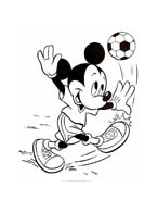 Topolino da colorare 310