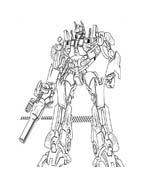 Transformers da colorare 13