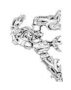 Transformers da colorare 14