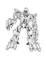 Transformers da colorare 19