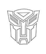 Transformers da colorare 21