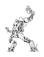Transformers da colorare 26