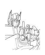 Transformers da colorare 30