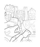 Transformers da colorare 47
