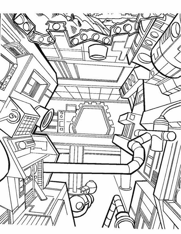 Transformers da colorare 49