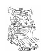 Transformers da colorare 55