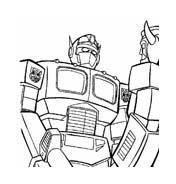 Transformers da colorare 57