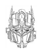 Transformers da colorare 58