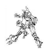 Transformers da colorare 61