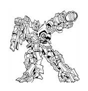 Transformers da colorare 62