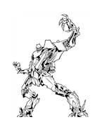Transformers da colorare 63