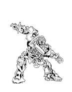 Transformers da colorare 65