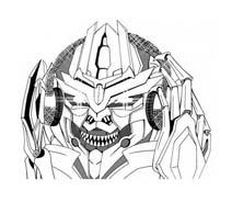 Transformers da colorare 71