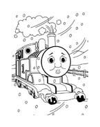 Trenino-thomas da colorare 24