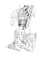 Trenino-thomas da colorare 26