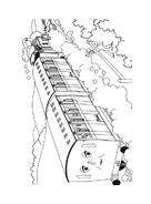 Trenino-thomas da colorare 31