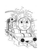 Trenino-thomas da colorare 33