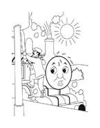 Trenino-thomas da colorare 47
