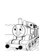 Trenino-thomas da colorare 66