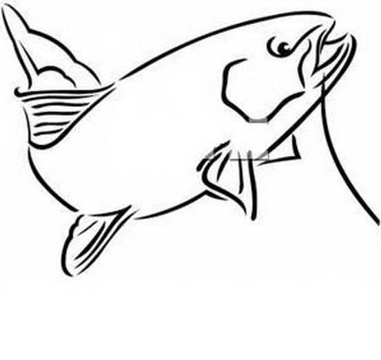Pesce da colorare 241