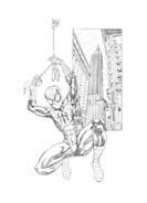 Spiderman da colorare 159
