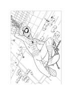 Spiderman da colorare 160