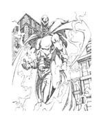 Spiderman da colorare 161