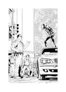 Spiderman da colorare 172