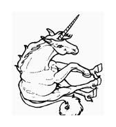 Unicorno da colorare 14