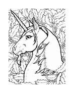 Unicorno da colorare 25