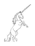Unicorno da colorare 27