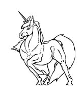 Unicorno da colorare 31