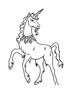 Unicorno da colorare 33