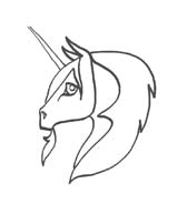 Unicorno da colorare 35