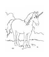 Unicorno da colorare 40
