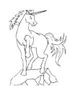 Unicorno da colorare 47