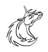 Unicorno da colorare 50