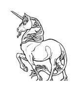 Unicorno da colorare 52