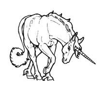 Unicorno da colorare 53
