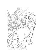 Uno zoo in fuga da colorare 11