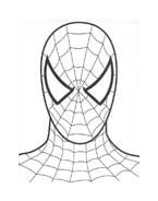 Spiderman da colorare 173