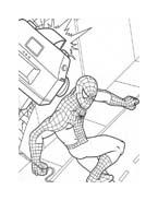 Spiderman da colorare 175
