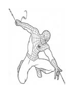 Spiderman da colorare 185