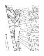 Spiderman da colorare 195