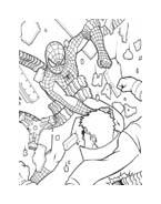 Spiderman da colorare 220
