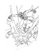 Spiderman da colorare 230