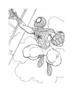Spiderman da colorare 232
