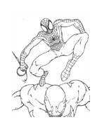 Spiderman da colorare 234